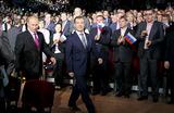 Тандем Путин-Медведев: перезагрузка