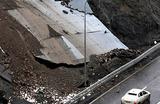Дорога саммита АТЭС вновь не выдержала непогоду