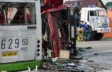 Водителю «КамАЗа» предъявили обвинение за аварию с 18 погибшими