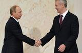 Собянин принес присягу и вступил в должность мэра Москвы