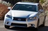 Lexus GS350 AWD: хищник на дороге