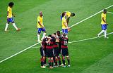 И слезы, и смех. В соцсетях по-разному отреагировали на проигрыш сборной Бразилии