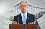 Президент уступает премьеру. Партия Яценюка лидирует на выборах на Украине