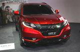 Honda HR-V: с возвращением