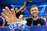 Первым финалистом Лиги чемпионов 2015 года стала испанская «Барселона»
