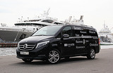 Встреча на высшем уровне с Mercedes-Benz V-Класс
