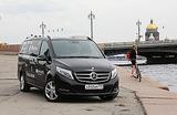 Команда Business FM и новый Mercedes-Benz: проверенный тандем