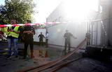 Пожар в Москве: дым перекрыл погибшим дорогу к жизни