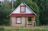 «Черный» рынок деревянных домов