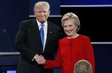 Владимир Васильев: Клинтон не удалось «отправить Трампа в нокдаун»