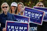 Букмекеры: россияне ставят на Трампа