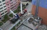 2 разрушенных этажа, 3 погибших, 15 раненых: взрыв газа в рязанской высотке
