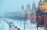 В Москве ожидается мокрый снег, сильный ветер и гололед