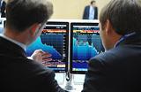 Первые торги года: ММВБ на максимуме, нефть — больше 58 рублей, рубль растет