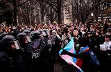 Вашингтон в осаде: инаугурация и протесты