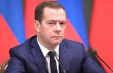 Медведев предлагает бизнесу одну, но комплексную проверку раз в три года