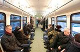 Москвичей попросили пересесть на общественный транспорт