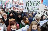 «Ни тонны угля Украине». Донбасс митингует против блокады республик Киевом