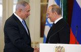 Израиль хочет выгнать Иран из Сирии при помощи России