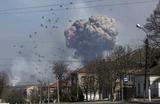 Взрывы в Балаклее продолжатся. Перекроют ли проходящую рядом газовую магистраль?