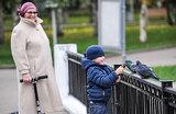 Морозы еще вернутся в Москву