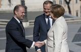 Неформальный саммит в Риме: почему не приехала Британия