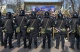 «Прогулки по Тверской» не получилось: в центре Москвы прошел настоящий митинг