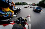 Под ограничения для водителей-новичков попали и мотоциклисты