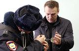 Мосгорсуд оставил в силе решение об аресте Навального на 15 суток