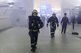 Теракт в метро Петербурга: хроника