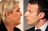 Перед решающим выбором: Макрон — Ле Пен