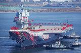 Новый авианосец КНР — «китайская версия» советского «Варяга»