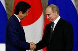 Путин и Абэ поговорили об «островных спорах» и «корейской напряженности»