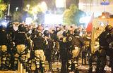 Беспорядки и захват парламента. Македонские партии не поделили власть