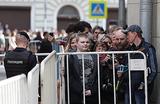 Акции протеста «Открытой России»: «омоновцев было больше, чем людей»