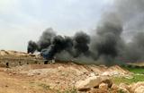 США нанесли удар по сирийской армии
