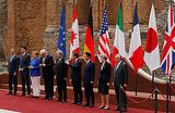 Лидеры «Большой семерки» померились силой и определили главного