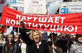 По Москве прошелся митинг против реновации
