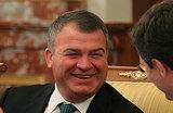 Сердюков снова в списке Forbes