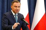 Дуда наложил вето на закон о судебной реформе Польши
