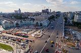 Площадь Белорусского вокзала закрывается на ремонт