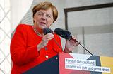 В преддверии выборов Меркель критикует Шредера за желание войти в совет директоров «Роснефти»