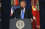 «Мы убиваем террористов». Трамп объявил новую стратегию США в Афганистане