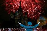 Музыкальное «сражение» у стен Кремля