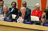 В соцсетях шутят о «философской» речи Трампа на Генассамблее ООН