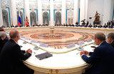 На встрече с Путиным бизнесмены предложили узаконить криптовалюту