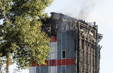 Пожар в Ростове: погибли два работника отеля