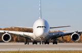 «К нам вопросов нет». В Росавиации прокомментировали опасную посадку А380 в «Домодедово»