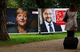 Меркель потеснила всех, интрига — кто будет третьим
