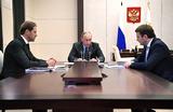 Путин заявил о выходе экономики на «путь устойчивого роста»